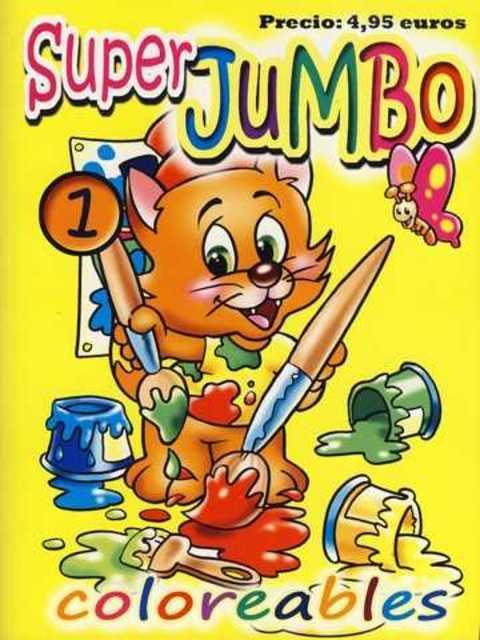 Comics y Cuentos - SUPER JUMBO - Comics y Cuentos