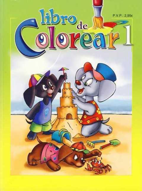 Comics y Cuentos - LIBRO DE COLOREAR - Comics y Cuentos