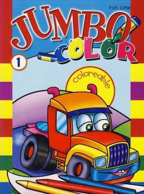 Comics y Cuentos - JUMBO COLOR - Comics y Cuentos