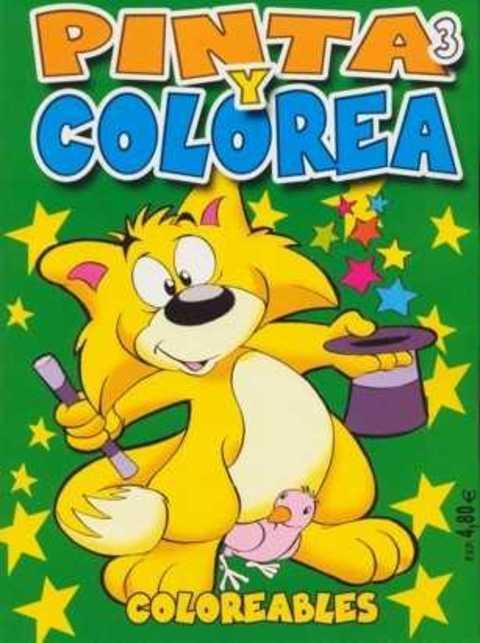 Comics y Cuentos - SUPERCOLOREABLES PINTA Y COLOREA - Comics y Cuentos