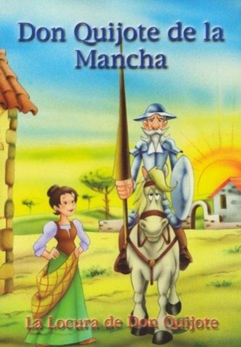 Comics y Cuentos - DON QUIJOTE DE LA MANCHA - Comics y Cuentos