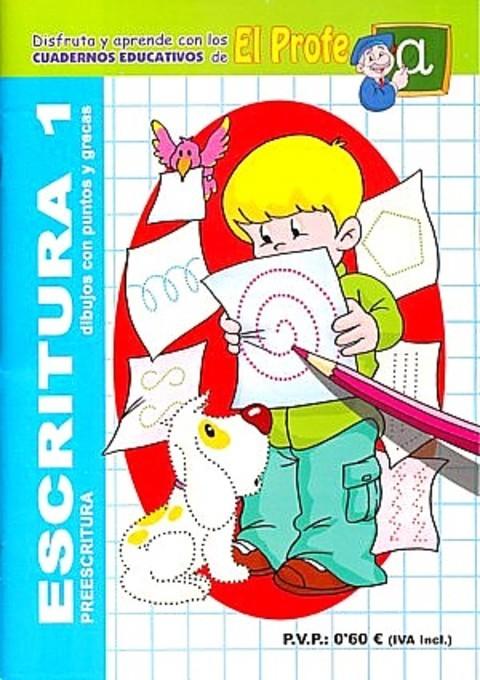 Comics y Cuentos - CUADERNO EDUC.DE ESCRITURA - Comics y Cuentos