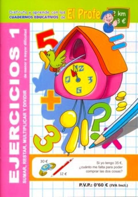 Comics y Cuentos - CUADERNO EDUC.DE EJERCICIOS - Comics y Cuentos