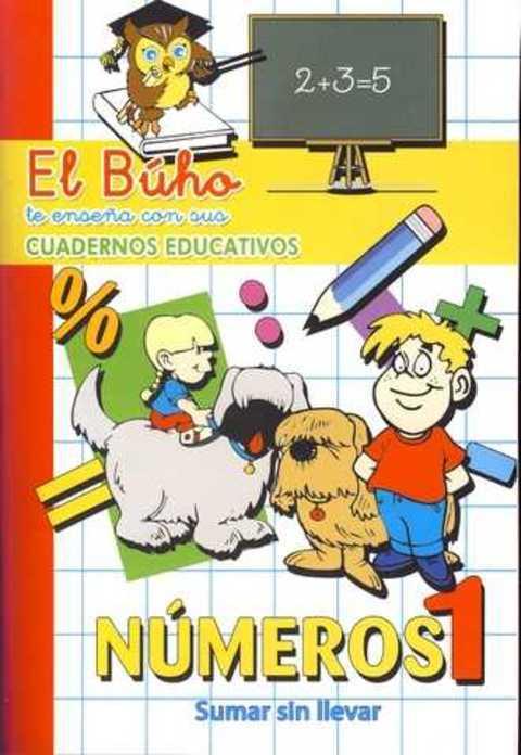 Comics y Cuentos - EL BUHO NUMEROS - Comics y Cuentos