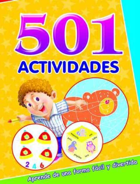 Comics y Cuentos - 501 ACTIVIDADES - Comics y Cuentos