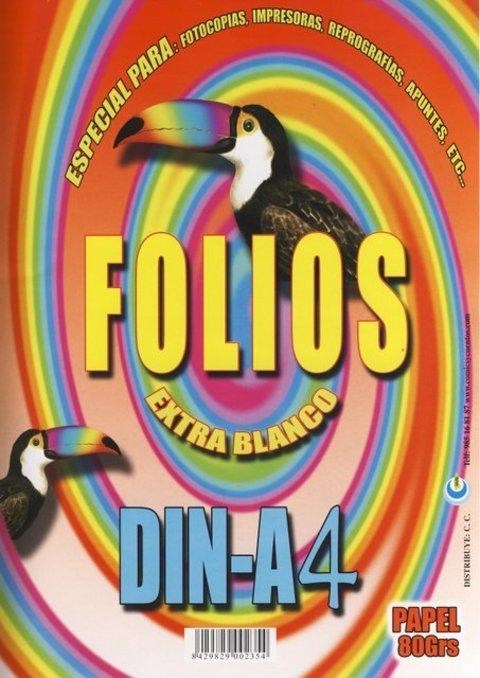 Comics y Cuentos - HOJAS DIN A-4 (50 H) - Comics y Cuentos