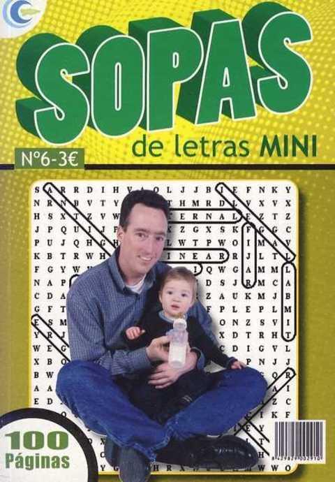 Comics y Cuentos - SOPAS MINI - Comics y Cuentos