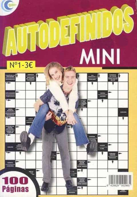 Comics y Cuentos - AUTODEFINIDOS MINI - Comics y Cuentos