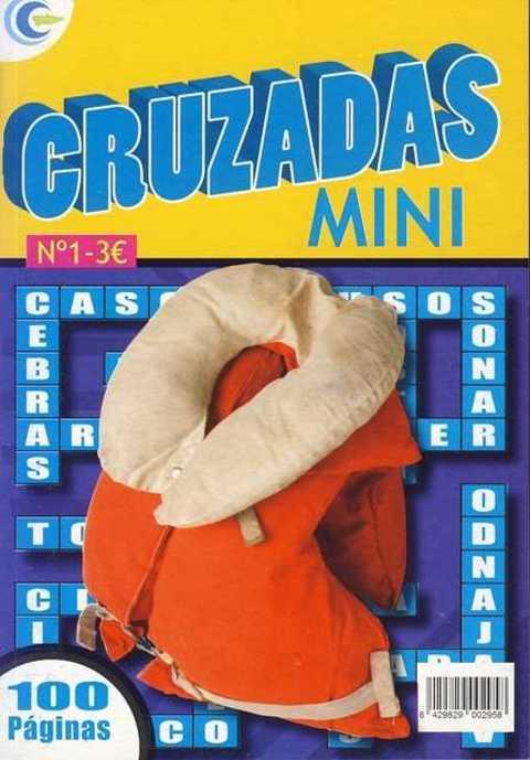 Comics y Cuentos - CRUZADAS MINI - Comics y Cuentos