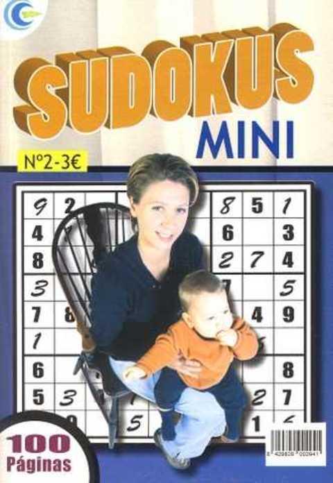 Comics y Cuentos - SUDOKU MINI - Comics y Cuentos