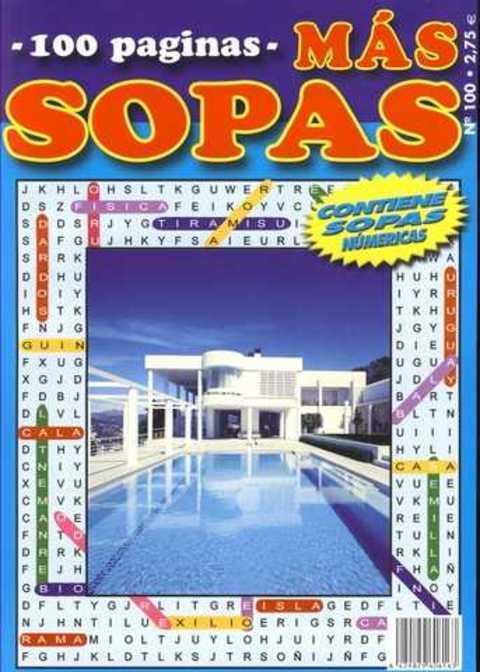 Comics y Cuentos - MAS SOPAS - Comics y Cuentos