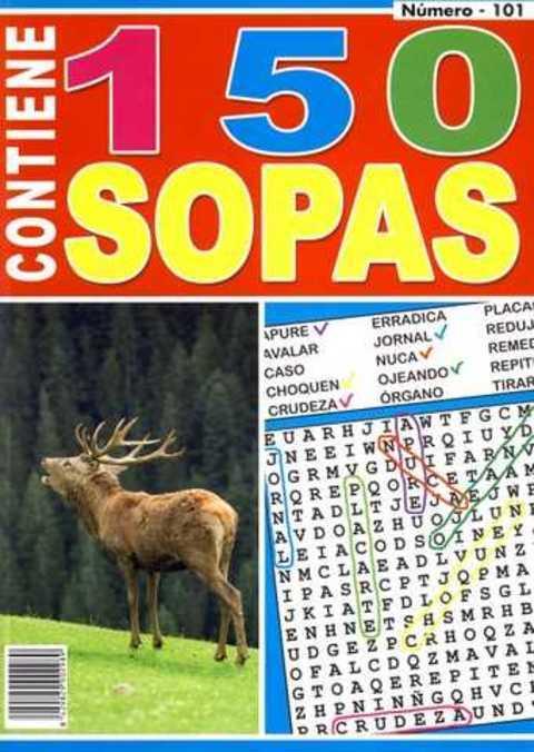 Comics y Cuentos - SOPAS 150 - Comics y Cuentos