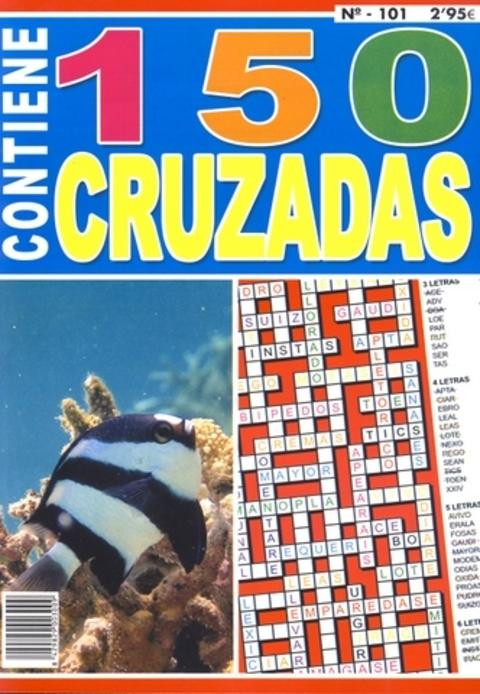 Comics y Cuentos - CRUZADAS 150 - Comics y Cuentos