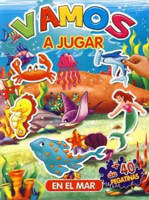 Comics y Cuentos - VAMOS A JUGAR - Comics y Cuentos