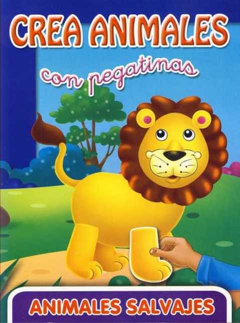 Comics y Cuentos - CREA ANIMALES - Comics y Cuentos