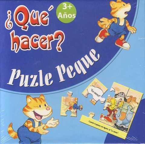 Comics y Cuentos - PUZLE PEQUE - CAJA PEQ. - Comics y Cuentos