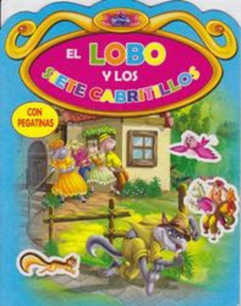 Comics y Cuentos - Clasicos con pegatina  - Comics y Cuentos
