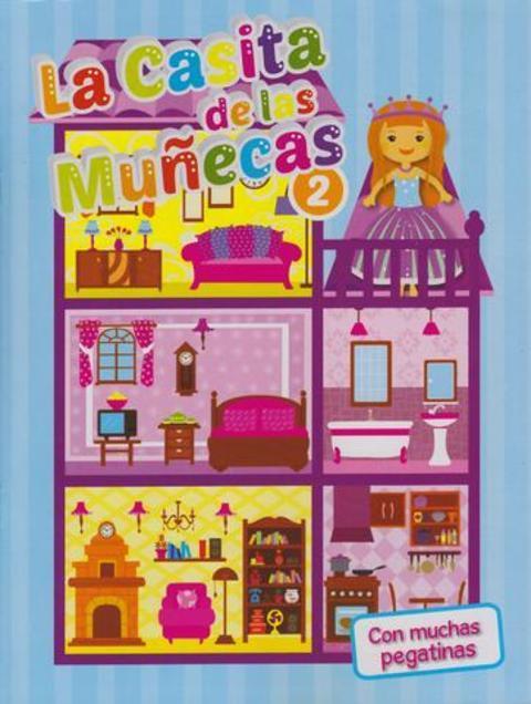 Comics y Cuentos - CASITA DE MUÑECAS - Comics y Cuentos