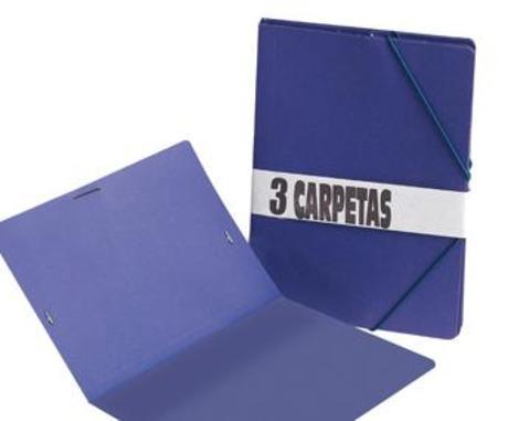 Comics y Cuentos - CARPETAS 3 PEQUEÑA 1/4 CARTON - Comics y Cuentos