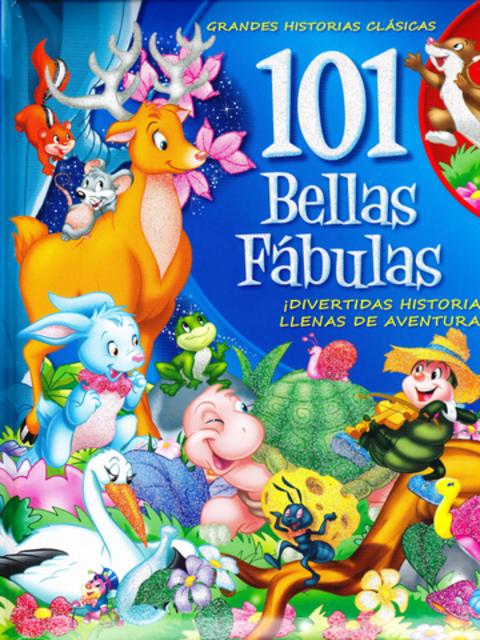 Comics y Cuentos - 101 BELLAS FABULAS - Comics y Cuentos