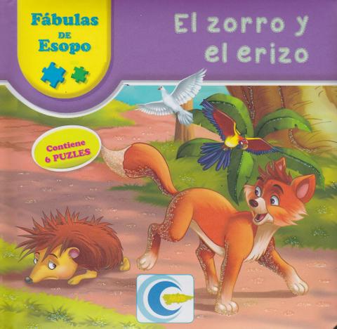 Comics y Cuentos - FABULAS DE ESOPO II - Comics y Cuentos
