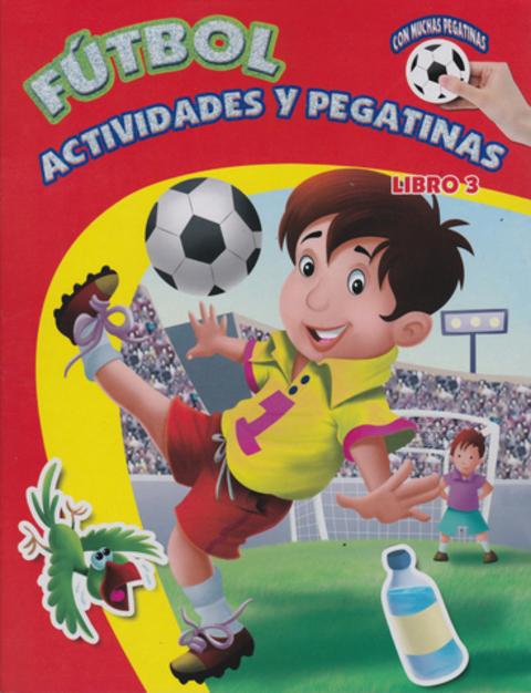 Comics y Cuentos - FUTBOL-ACTIVIDADES Y PEGATINAS - Comics y Cuentos
