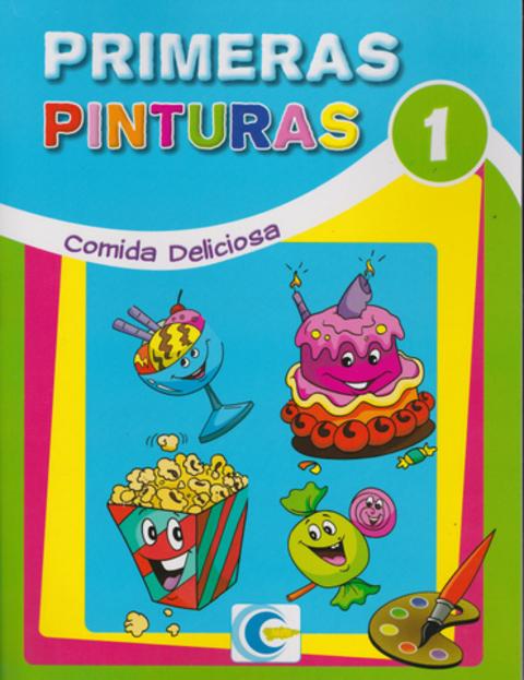 Comics y Cuentos - PRIMERAS PINTURAS - Comics y Cuentos