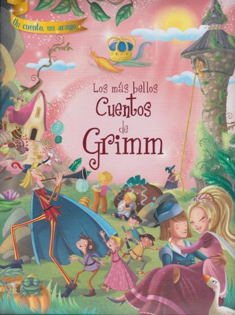 Comics y Cuentos - BELLOS CUENTOS CUENTOS DE GRIMM - Comics y Cuentos