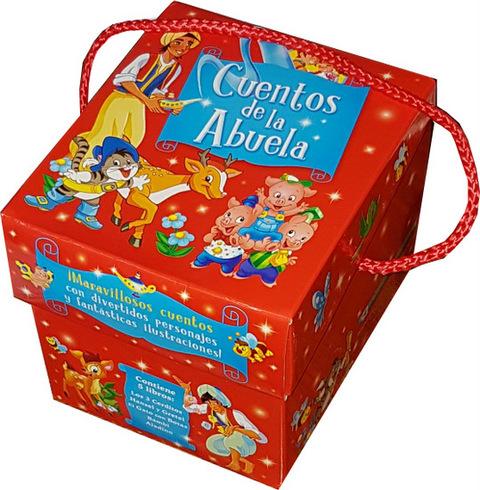 Comics y Cuentos - CAJITAS MAGICAS-ABUELA - Comics y Cuentos
