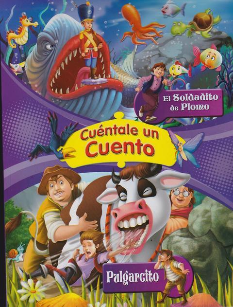 Comics y Cuentos - CUENTALE UN CUENTO - Comics y Cuentos