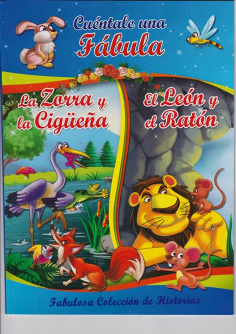 Comics y Cuentos - CUENTALE UNA FABULA - Comics y Cuentos