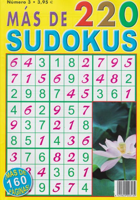Comics y Cuentos - Sudoku +220 - Comics y Cuentos
