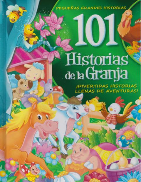 Comics y Cuentos - 101 HISTORIAS DE LA GRANJA - Comics y Cuentos