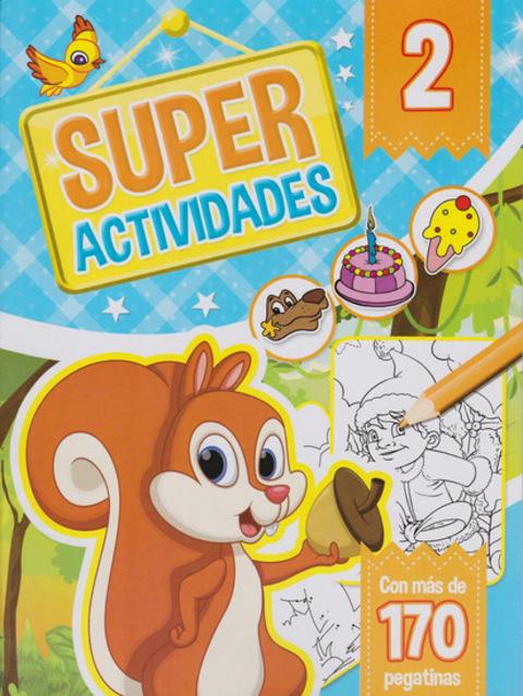 Comics y Cuentos - SUPER ACTIVIDADES - Comics y Cuentos