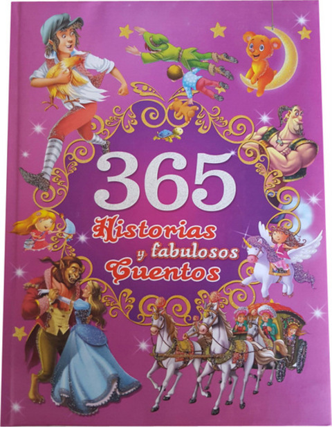 Comics y Cuentos - 365 HISTORIAS Y FABULOSOS CUENTOS - Comics y Cuentos