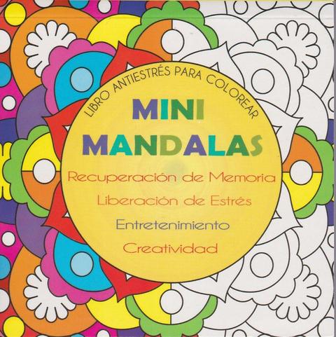Comics y Cuentos - MINI MANDALAS - Comics y Cuentos