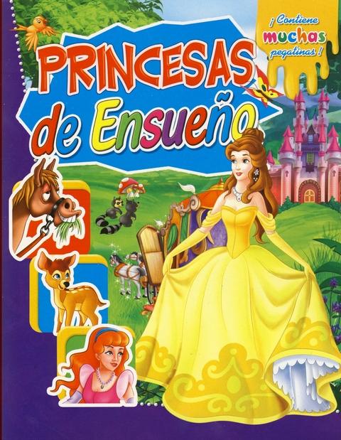 Comics y Cuentos - PRINCESAS DE ENSUEÑO - Comics y Cuentos