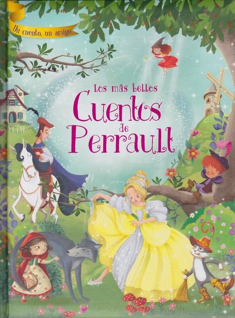 Comics y Cuentos - LOS MÁS BELLOS CUENTOS DE PERRAULT - Comics y Cuentos