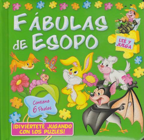 Comics y Cuentos - FABULAS DE ESOPO - Comics y Cuentos