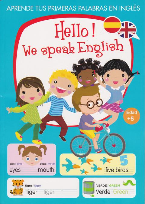 Comics y Cuentos - HELLO WE SPEAK ENGLIS - Comics y Cuentos