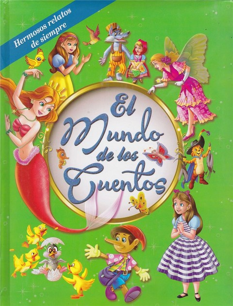 Comics y Cuentos - EL MUNDO DE LOS CUENTOS - Comics y Cuentos