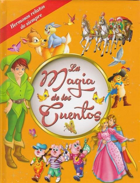 Comics y Cuentos - LA MAGIA DE LOS CUENTOS - Comics y Cuentos