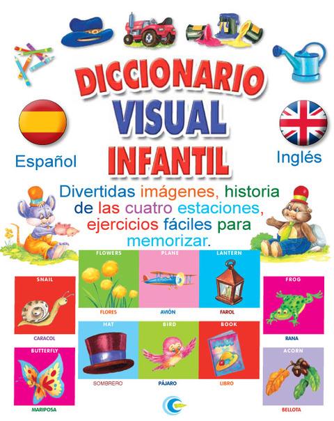Comics y Cuentos - DICCIONARIO VISUAL INFALTIL -ESP/INGLES - Comics y Cuentos