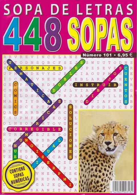 Comics y Cuentos - SOPAS 448 - Comics y Cuentos