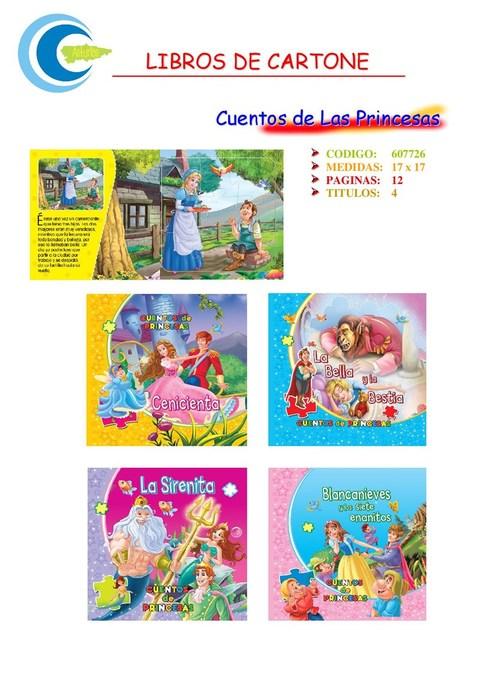 Comics y Cuentos - CUENTOS DE PRINCESAS - Comics y Cuentos