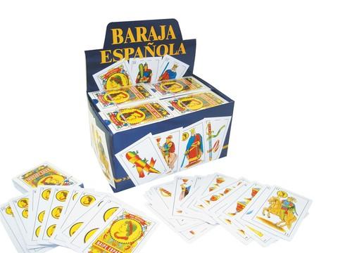 Comics y Cuentos - BARAJA ESPAÑOLA - Comics y Cuentos