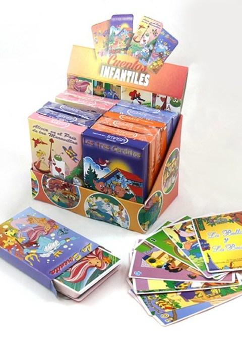 Comics y Cuentos - BARAJA CUENTOS INFANTILES - Comics y Cuentos