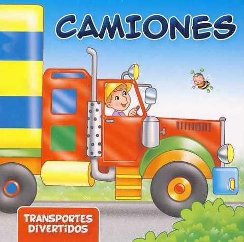 Comics y Cuentos - TRANSPORTES DIVERTIDOS - Comics y Cuentos