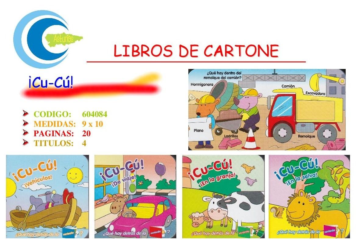Comics y Cuentos - ¡CU-CÚ! - Comics y Cuentos