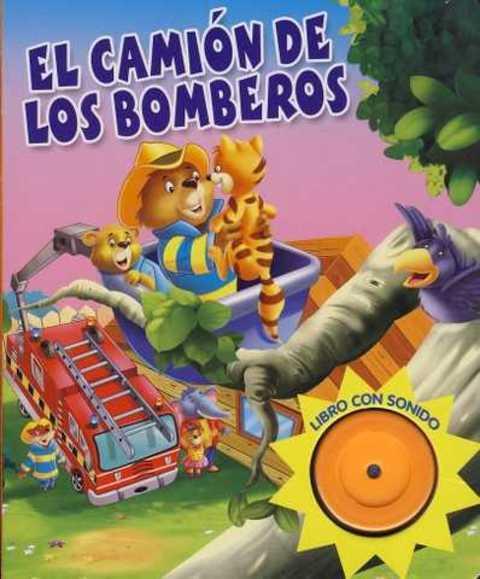 Comics y Cuentos - LIBRO CON SONIDO - Comics y Cuentos
